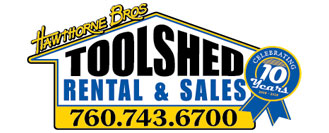 Toolshed Equipment Rental